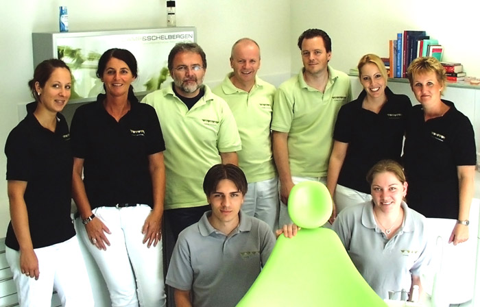 Het Team van Camp en Schelbergen